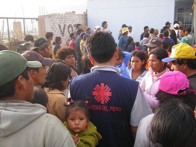 Cáritas Peru
