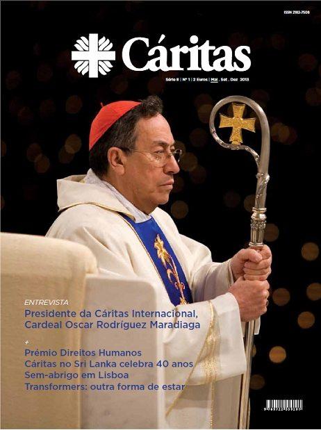 revista Cáritas